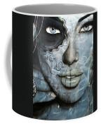 Metallic Messiah Coffee Mug