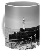 Mevagissey Lighthouse Coffee Mug