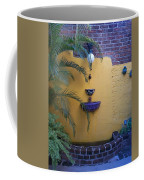 Mexican Courtyard Coffee Mug