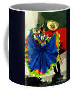 Mexican Dancers Coffee Mug