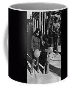 Mexican Day Armory Park Tucson Arizona 1973 Coffee Mug