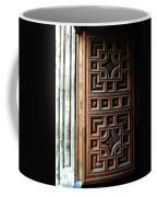 Mexican Door 64 Coffee Mug