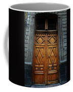 Mexican Door 68 Coffee Mug