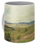 Mexican Mountains Coffee Mug