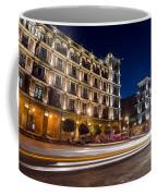 Mexico City At Night Coffee Mug