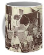 Mexico Market, C1915 Coffee Mug