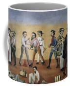 Mexico Satire, C1850 Coffee Mug