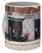 Mexico Tiendas Shops By Tom Ray Coffee Mug