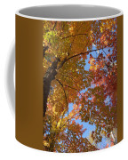 Mezmerizing Mix Of Color And Texture Coffee Mug