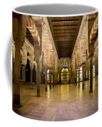 Mezquita Interior In Cordoba Coffee Mug