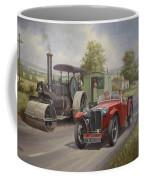 Mg Sports Car. Coffee Mug