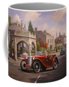 Mg Tc Sports Car Coffee Mug