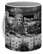 Miami Beach - 0156bw Coffee Mug