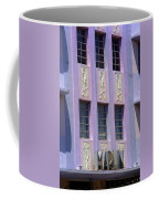 Miami Beach - Art Deco 12 Coffee Mug