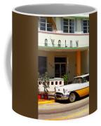 Miami Beach - Art Deco Coffee Mug