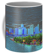 Miami Color Coffee Mug