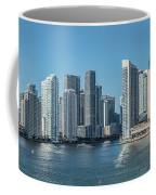 Miami Skyline, Miami-dade County Coffee Mug