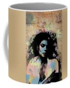 Michael Jackson - Scatter Watercolor Coffee Mug