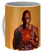 Michael Jordan 2 Coffee Mug