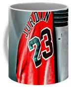 Michael Jordan 23 Shirt Coffee Mug