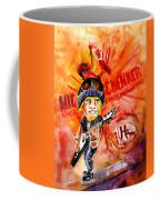 Michael Schenker In Dublin Coffee Mug