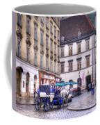 Michaelerplatz. Vienna Coffee Mug