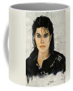 Michaeljacksoninoilpastel Coffee Mug