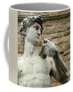Michelangelo's David 1 Coffee Mug