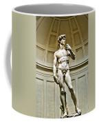 Michelangelos David  Coffee Mug