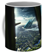 Michigan 2050 Coffee Mug