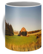 Michigan Barn And Landscape Coffee Mug