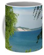 Michigan Bluffs Coffee Mug