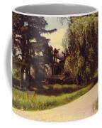 Michigan Farmhouse Landscape Coffee Mug