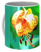 Michigan Lily Coffee Mug