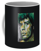 Mick Jagger Coffee Mug by Chrisann Ellis