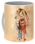 Mick Jagger Coffee Mug