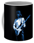 Mick Plays The Blues 1977 Coffee Mug