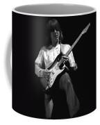 Mick Rocks 1977 Coffee Mug