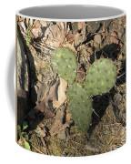 Mickey Mouse Cactus Coffee Mug