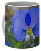 Mickey Mouse Flower Coffee Mug