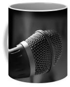 Microphone Coffee Mug