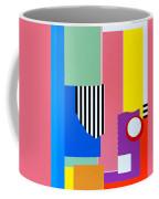 Mid Century Compromise Coffee Mug