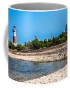 Middle Island Lighthouse Coffee Mug