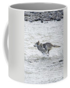 Middle Running Iphone Case Coffee Mug