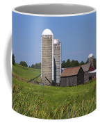 Middlebury Vermont Barn Coffee Mug