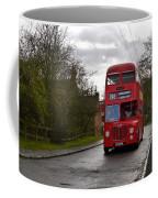 Midland Red Bus Coffee Mug