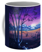 Midnight At The Border Coffee Mug