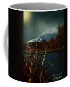 Midnight Blue In The Mountains Coffee Mug