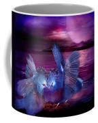 Midnight Blue Rendevous Coffee Mug