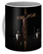 Midnight Crucifixion Coffee Mug
